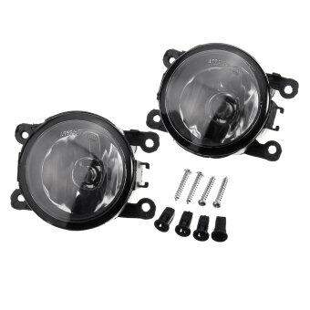 Harga 2X Factory Ford Fog Light Mustang Focus Freestyle with Bulb NEW