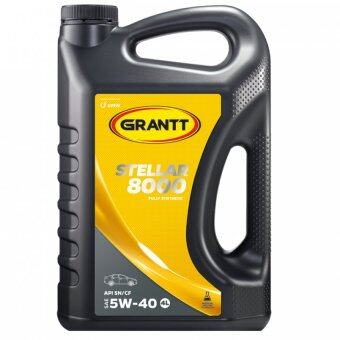 Harga GRANTT STELLAR 8000 SAE 5W-40 Fully Synthetic