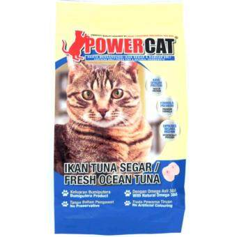 Harga POWERCAT FRESH OCEAN TUNA 7KG