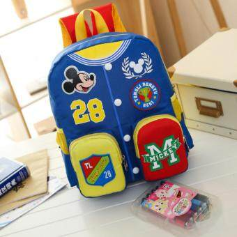 Harga Mickey Uniform Bag (Lightblue)
