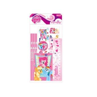 Harga My Little Pony Stationery Set - Light Pink Colour