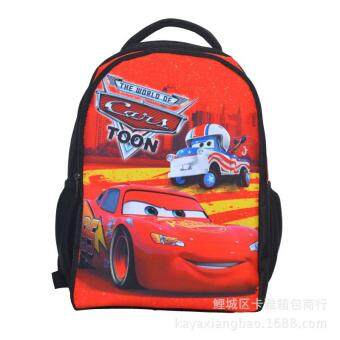 Harga Sweet and Cute School Bag With Cartoon McQueen