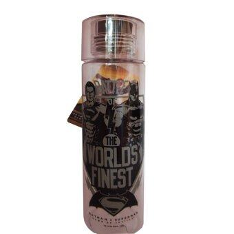 Harga DC Comics Batman VS Superman Water Bottle - Black Colour