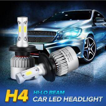 Harga H1/H4/H7/H11/H13/9005/9006 COB 72W LED Car Headlight Bulbs 6500K 8000LM Headlight All-In-One Hi-Lo/Single Beam Fog lamps