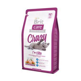 Harga Brit Care Cat Crazy I'm Kitten - 7kg