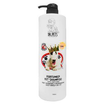 Harga DR PETS Inspired By ALLURE NATURAL GERMS BUSTER PERFUMED PET SHAMPOO (DOG) 1L