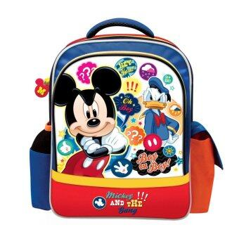 Harga Disney Mickey Mouse Boy Oh Boy Pre-School Bag (Blue)