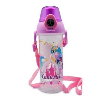 Harga My Little Pony 530ML Water Bottle - Purple Colour