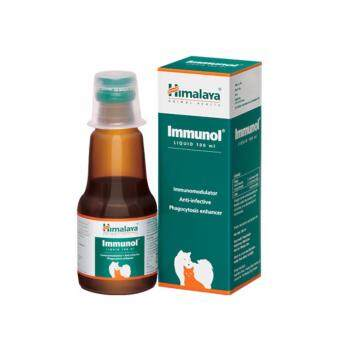 Harga HIMALAYA IMMUNOL LIQUID 100ml