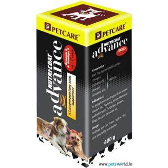 Harga Nutricoat Advance Supplement Petcare