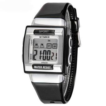 Harga Fashion Digital Kids Boy Watches-Black(66188)