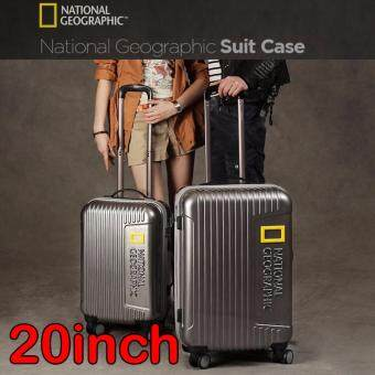 Harga National Geographic S6501Z Star Sign Collection Travel Carrier Luggage SuitCase 20 inch