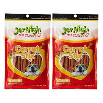 Harga Jerhigh Carrot Stix 100 Gram (European Packaging) x 12 Packs