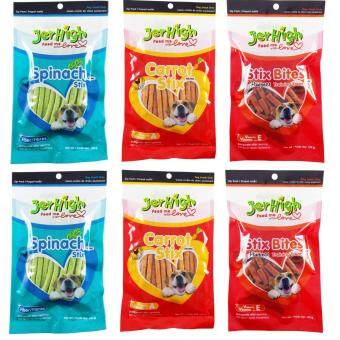 Harga Jerhigh Chicken & Vegetable (European Packaging)