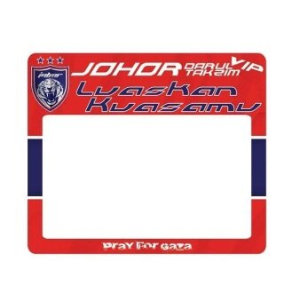 Harga Fashion Tee Limited Stock JDT Johor Southern Tigers Road Tax Sticker