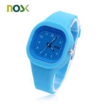 Harga NOSK 520 Children Square Dial Quartz Watch