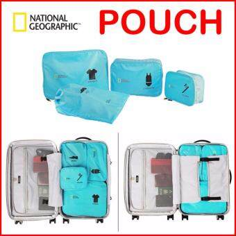 Harga National Geographic NG S640P Travel Suit Case Pouch