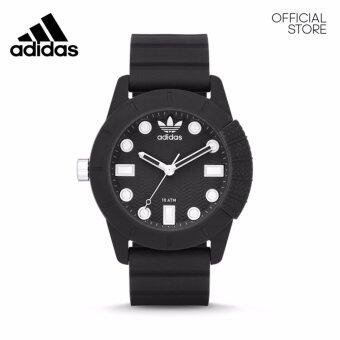 Harga ADIDAS ORIGINALS ADH-1969 BLACK SILICONE WATCH