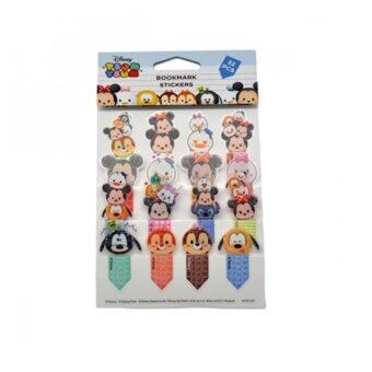 Harga Disney Tsum Tsum 32pcs Bookmark Sticker - Mickey