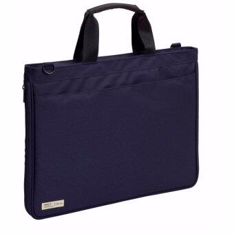 Harga Lihit Lab Smart Fit Carrying Bag B4 (Blue)
