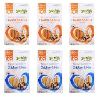 Harga Jerhigh Chicken Milk & Carrot (Japanese Packaging)