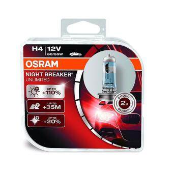 Harga OSRAM NIGHT BREAKER UNLIMITED H4, halogen-headlamp bulb