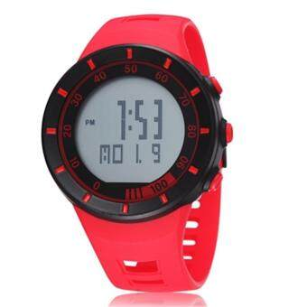 Harga Hot Sale New Ohsen Brand LED Digital Display Man Women Outdoor Fun Sport Watches 30M Waterproof Diving Yellow Fashion Watches