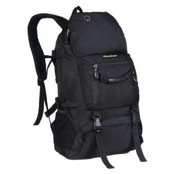 Harga Local Lion Travel Backpack 40L (Black)