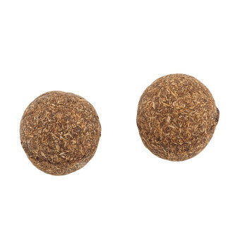 Harga Hanyu 2Pcs Pet Cat Toys Catnip Natural Healthy Fun Ball Kitty Treats for Cats