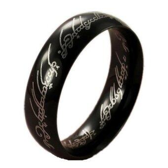 Harga Lord of the Rings (Black)