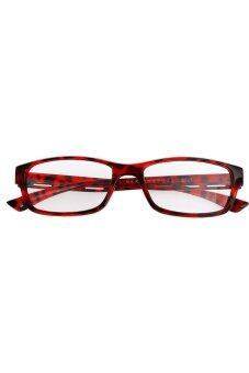Harga New Designer Cat Eyes Oversize Men Women Reading Glasses Readers +1.00 ~ +4.00 (Tortie,100)