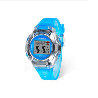 Harga Synoke 99329 Children Watch Fashion Students Must Digital Watch Wristwatch (Blue)