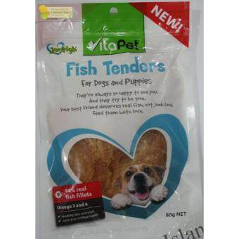 Harga Jerhigh Fish Tenders 80g