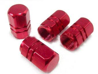 Harga Jetting Buy Hexagonal Alloy Dust Valve Caps for Mazda 2 3 5 6MX5/RX7/RX8/MPS/CX7/MX6 4 Pieces (Red)