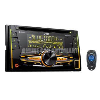 Harga JVC KW-R920BT 2 DIN CD Receiver with Bluetooth(R) WirelessTechnology and Front USB/AUX Input