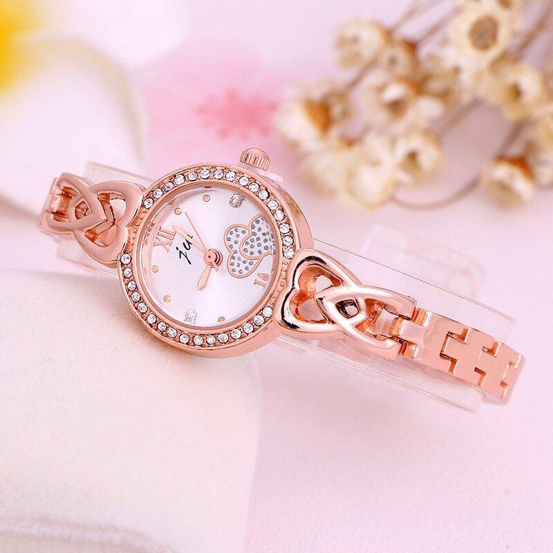 JW 3009 Love Design Casual Bracelet Woman Watch + Watch Box Malaysia