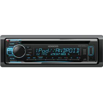 Harga Kenwood Single Din Player KDC-210UI iPod,USB,AUX
