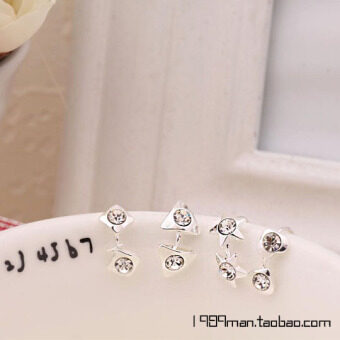 taobao earrings clip earrings popular earrings clip