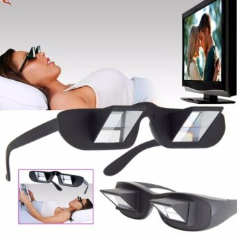 KYATSU Lazy Readers Prism Bed Specs Laying In TV Book ReadingGlasses Eyeglasses Spectacles