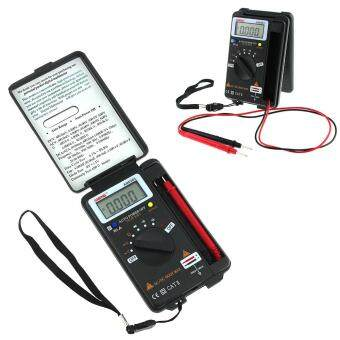 LCD Mini Auto Range AC/DC Pocket Digital Multimeter VoltmeterTester Tool