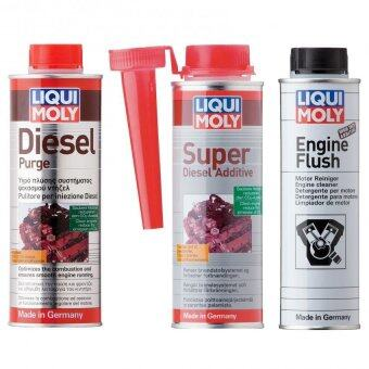 liqui moly 3 in 1 diesel additives complete package. Black Bedroom Furniture Sets. Home Design Ideas