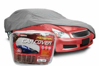 Harga Little Wagon Polyester Car Cover (XL)