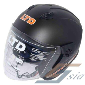 Harga LTD 1 Sports Helmet (Matt Black)