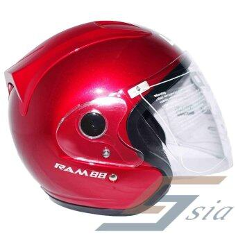 Harga LTD RAM 88 Helmet (Red)
