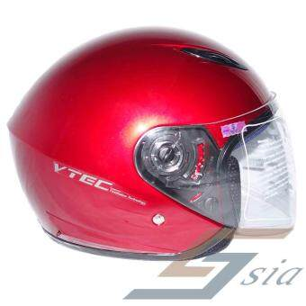 LTD VTEC Mono Helmet (Red)
