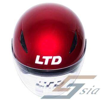 LTD VTEC Mono Helmet (Red) - 5