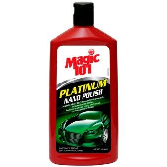 Harga Magic101 Platinum Nano Polish 414ml
