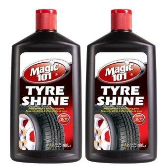 Magic101 Tyre Shine 500ml x 2 bottles