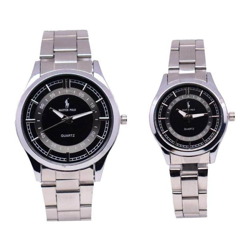 Master Polo Exclusive Couple Set Watch 2pcs (POLOSL-3132) Malaysia