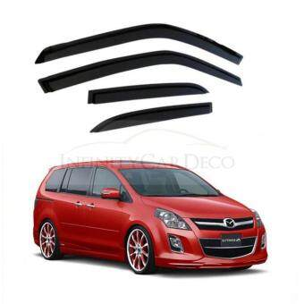 "Harga Mazda 8 MPV 2009 Above Original Door Visor (4"")"